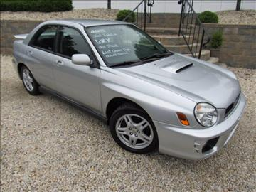 2002 subaru impreza for sale. Black Bedroom Furniture Sets. Home Design Ideas