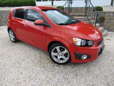 2012 Chevrolet Sonic for sale in Pen Argyl, PA