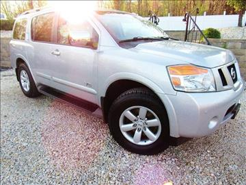 2008 Nissan Armada for sale in Pen Argyl, PA