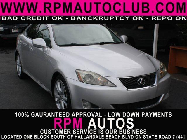 2006 LEXUS IS 350 BASE 4DR SEDAN glacier frost mica 2006 lexus is is 350 6 cylinder leather