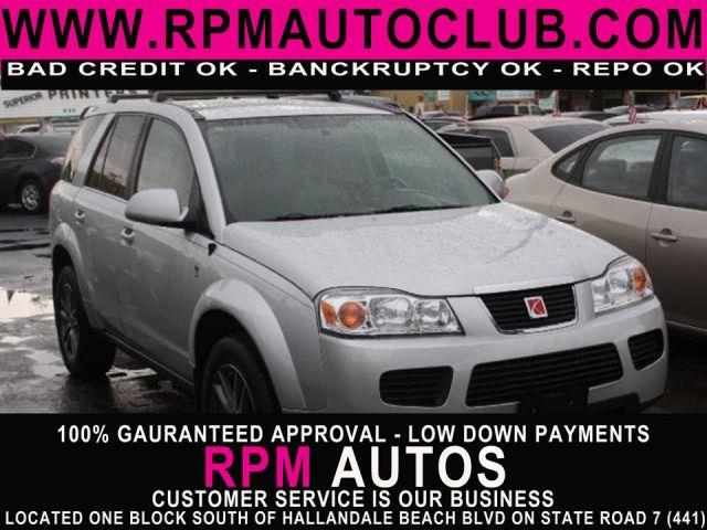 2006 SATURN VUE BASE AWD 4DR SUV silver nickel 2006 saturn vue  runs great carfax available