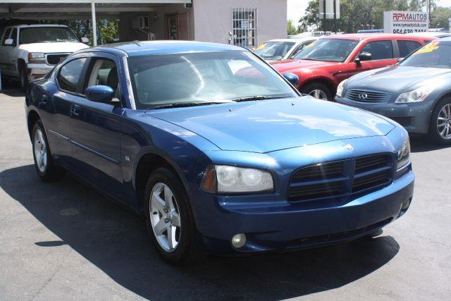 2009 DODGE CHARGER POLICE 4DR SEDAN deep water blue pearl 2009 dodge charger selow milescarfa