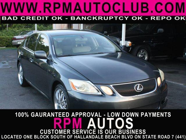 2006 LEXUS GS 300 BASE 4DR SEDAN quartz shadow metallic 2006 lexus gs 3004x26 cylindersun