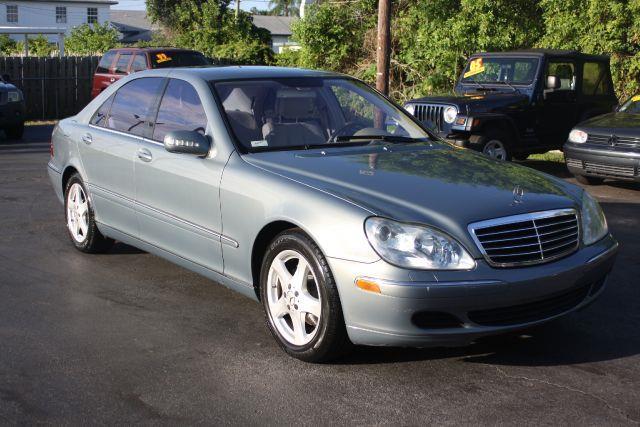 2005 MERCEDES-BENZ S-CLASS S430 4DR SEDAN capri blue metallic 2005 mercedes benz s430nav sunroo