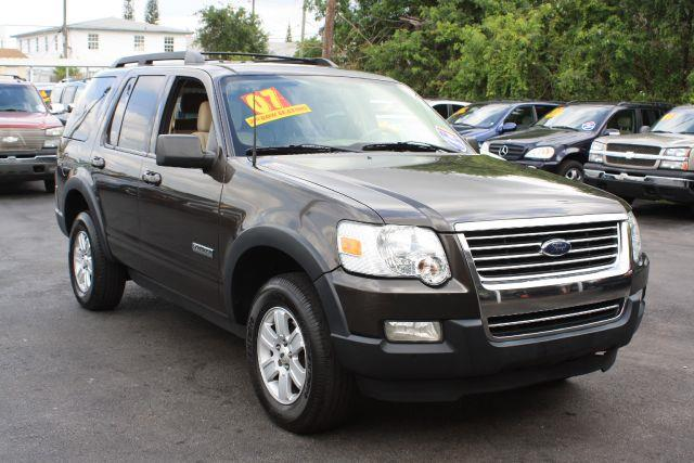 2007 FORD EXPLORER XLT 4DR SUV pueblo gold metallic 2007 ford explorer xlt 40l 2wddrives grea