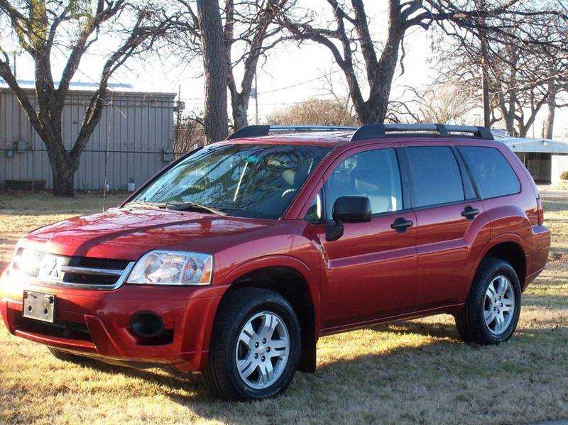 Mitsubishi Endeavor For Sale In Texas Carsforsalecom - Mitsubishi texas