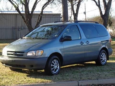 2000 Toyota Sienna For Sale - Carsforsale.com