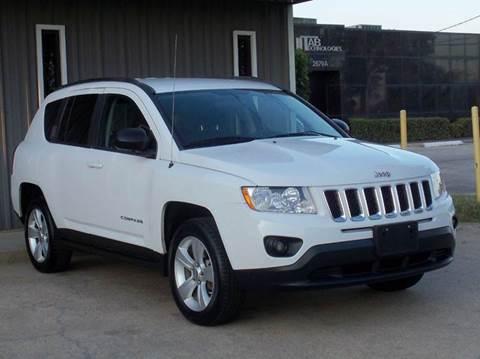 2012 Jeep Compass for sale in Dallas, TX