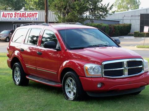 2004 Dodge Durango for sale in Dallas, TX