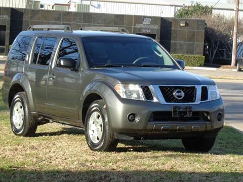 2009 Nissan Pathfinder for sale in Dallas, TX