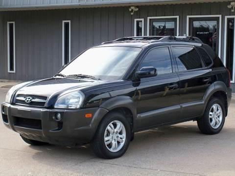 2008 Hyundai Tucson for sale in Dallas, TX