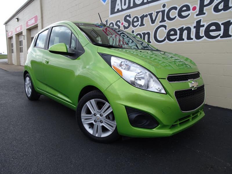 Tim Lally Chevrolet >> Chevrolet Spark For Sale in Ohio - Carsforsale.com