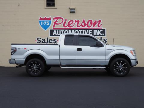 2011 Ford F-150 for sale in Franklin OH