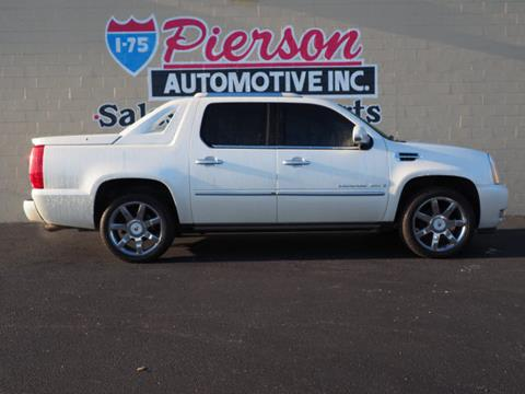 Used 2009 Cadillac Escalade Ext For Sale Carsforsale Com