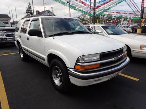 2000 Chevrolet Blazer for sale in Franklin OH