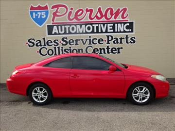 Toyota Camry Solara For Sale Kentucky