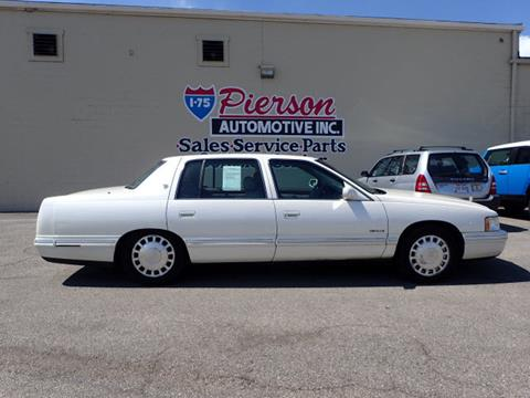 1999 Cadillac DeVille for sale in Franklin OH