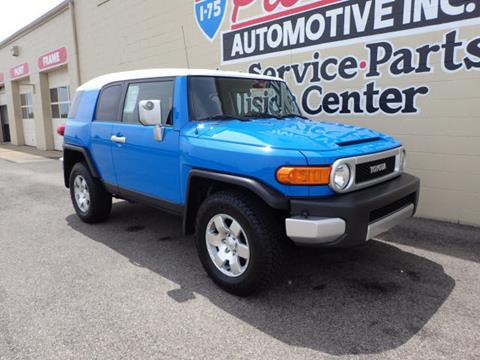 2007 Toyota FJ Cruiser for sale in Franklin OH