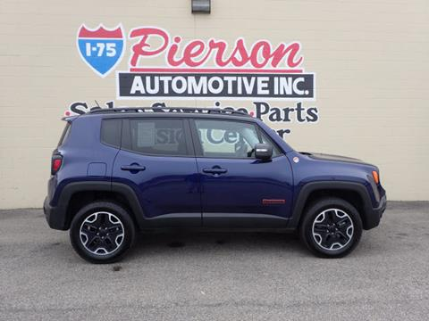 2017 Jeep Renegade for sale in Franklin, OH