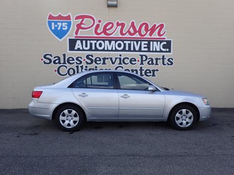 2009 Hyundai Sonata for sale in Franklin, OH