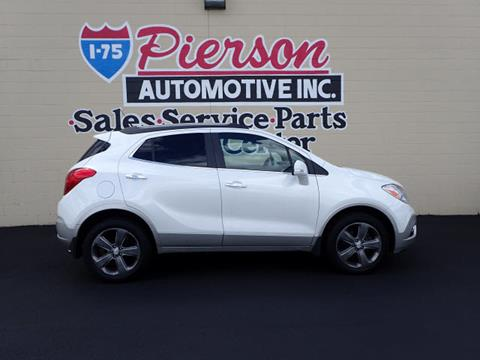 2014 Buick Encore for sale in Franklin, OH