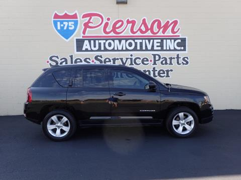 2016 Jeep Compass for sale in Franklin, OH