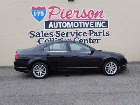 2012 Ford Fusion for sale in Franklin, OH