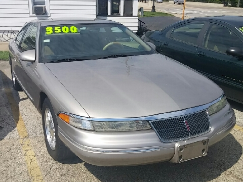 Lincoln mark viii for sale for Eagle valley motors carson city nv