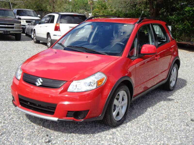 2007 Suzuki Sx4 Crossover Base AWD 4dr Crossover 4A w/Rally Package In Orlando FL - Winter Park ...