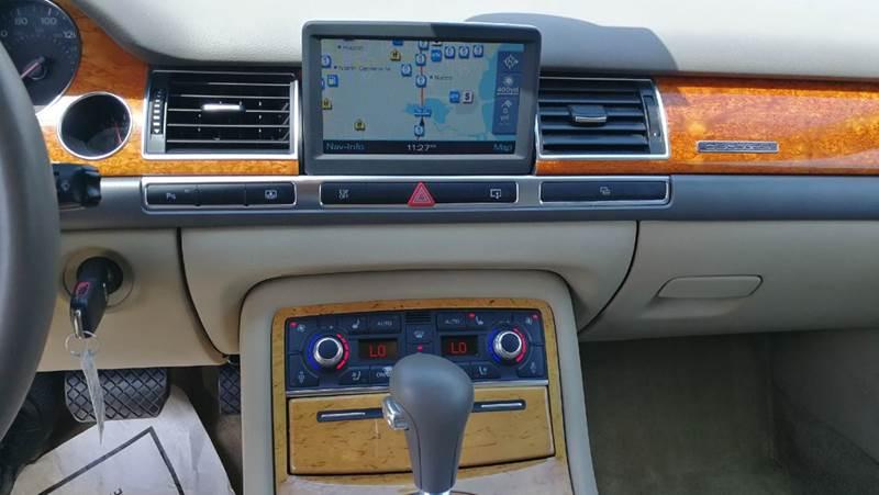 2004 Audi A8 L quattro AWD 4dr Sedan - Hazlet NJ