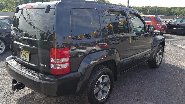 2008 Jeep Liberty Sport 4x4 4dr SUV - Hazlet NJ