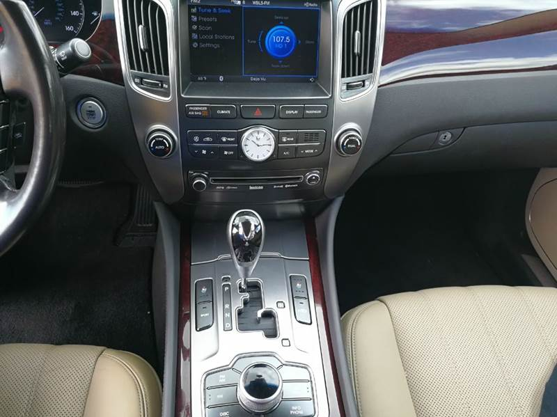 2011 Hyundai Equus Signature 4dr Sedan - Hazlet NJ