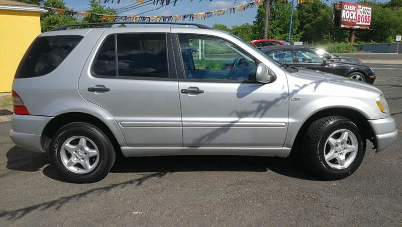 2001 Mercedes-Benz M-Class ML 320 AWD 4MATIC 4dr SUV - Hazlet NJ