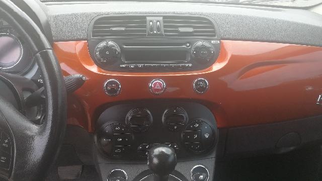 2012 FIAT 500 Lounge 2dr Hatchback - Hazlet NJ