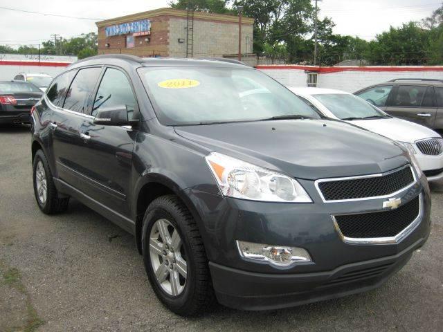 2011 Chevrolet Traverse car for sale in Detroit