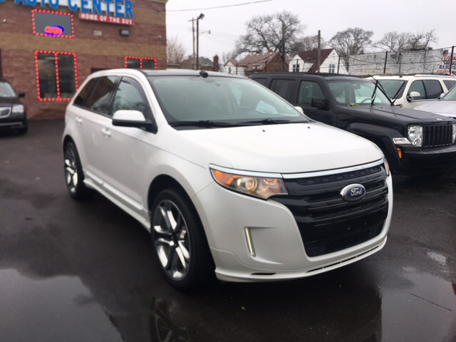 Ford Edge Sport Dr Crossover Detroit Mi
