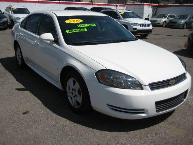 2009 Chevrolet Impala car for sale in Detroit
