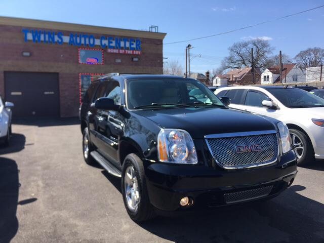2008 Gmc Yukon car for sale in Detroit