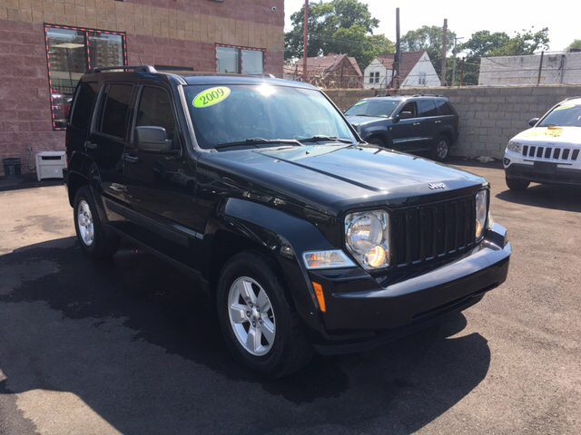 2009 Jeep Liberty car for sale in Detroit