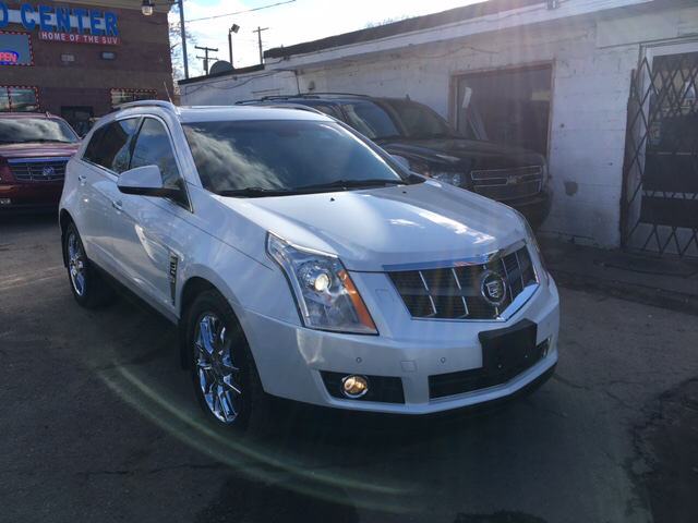 2011 cadillac srx turbo performance collection awd 4dr suv in detroit mi twin 39 s auto center inc. Black Bedroom Furniture Sets. Home Design Ideas