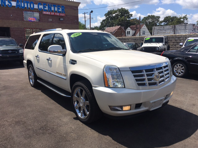 2009 Cadillac Escalade car for sale in Detroit