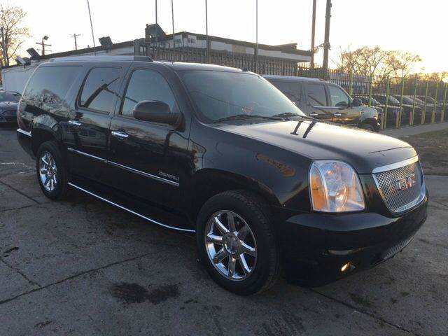 2008 gmc yukon xl denali awd 4dr suv in detroit mi twin. Black Bedroom Furniture Sets. Home Design Ideas