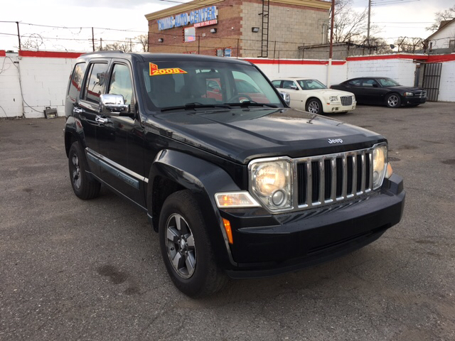 2008 jeep liberty 4x4 sport 4dr suv in detroit mi twin s auto rh twinsautocenterinc com Battery Location 2008 Jeep Liberty 2008 Jeep Liberty Transmission Dipstick