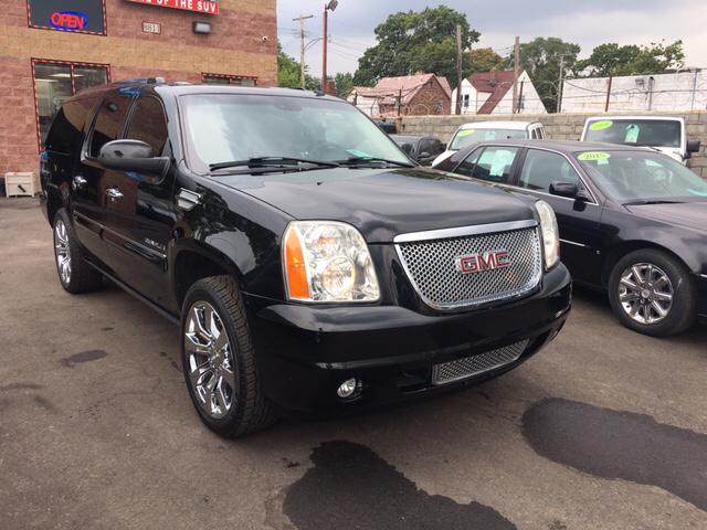 2007 Gmc Yukon Xl car for sale in Detroit