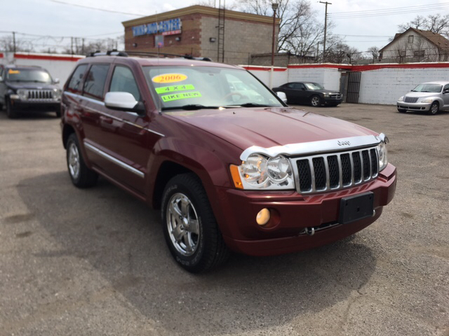 2006 Jeep Grand Cherokee Overland 4dr SUV 4WD   Detroit MI
