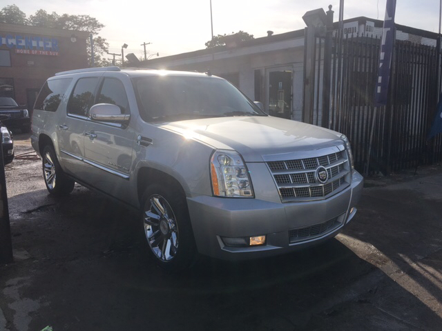 2013 cadillac escalade esv platinum edition awd 4dr suv in. Black Bedroom Furniture Sets. Home Design Ideas