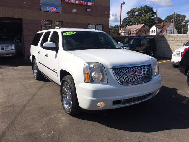 2010 Gmc Yukon Xl car for sale in Detroit