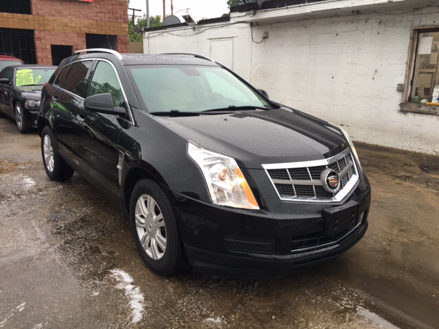 2011 cadillac srx luxury collection awd 4dr suv in detroit mi twin 39 s auto center inc. Black Bedroom Furniture Sets. Home Design Ideas