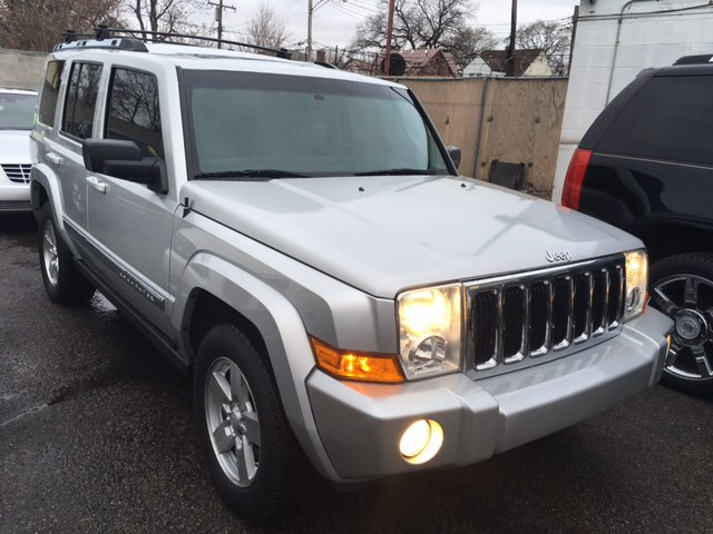 2007 jeep commander limited 4dr suv 4wd in detroit mi. Black Bedroom Furniture Sets. Home Design Ideas