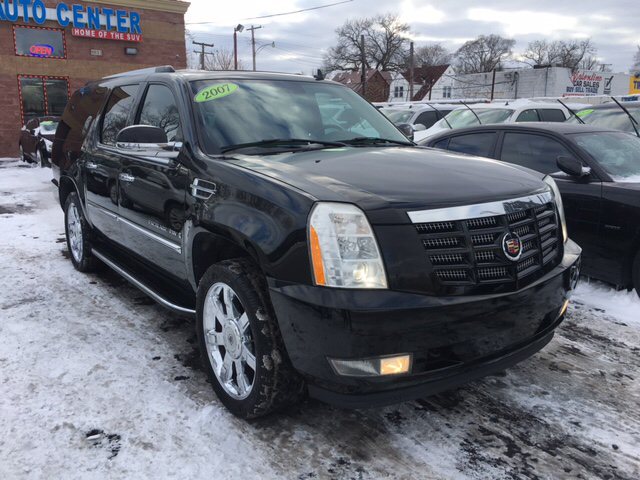 2007 Cadillac Escalade Esv car for sale in Detroit